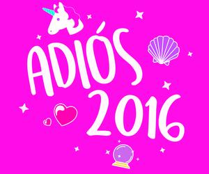 2016, mermaid, and new year image