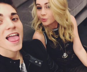 bea miller and nick tangorra image