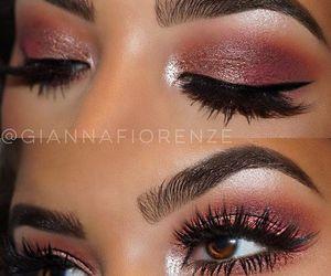 beautiful, diy, and eye makeup image