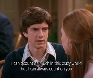 that 70s show, eric forman, and donna pinciotti image