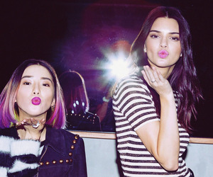 girl, kendall jenner, and jenner image