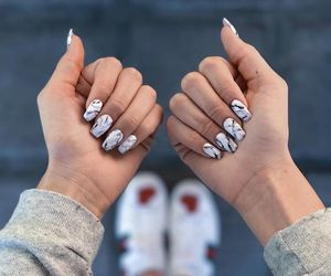 nail polish and nails image