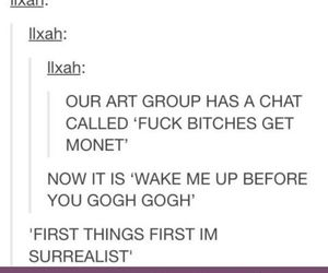 art, chat, and funny image