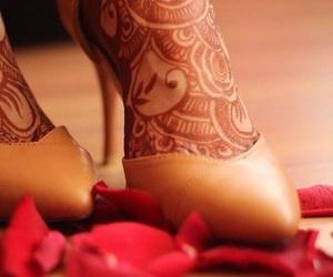 favourite, heels, and heena image