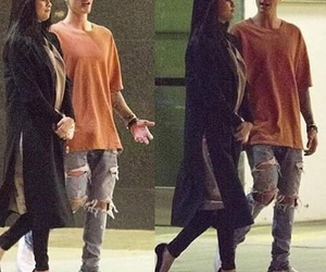 candid, celebrity, and jelena image