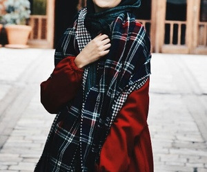 hijab, turkey, and hijab style image