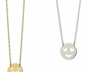 necklaces and emojis image