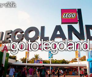 lego, legoland, and photography image