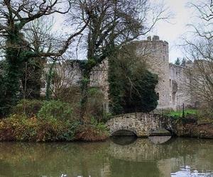 castle, medieval, and allington castle image
