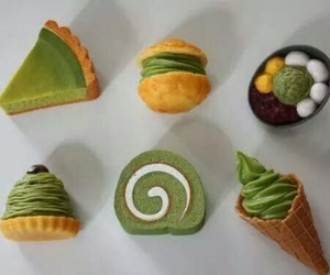 food, orange, and green image