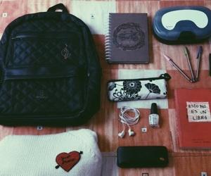 bag, school, and 2017 image