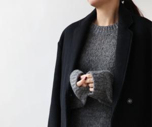 fashion, coat, and black image