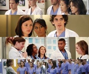 greys anatomy and interns image