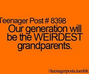 quote, generation, and grandparents image