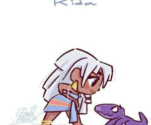 disney, kida, and princess image