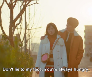 hungry, Korean Drama, and kdrama image