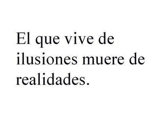 frases, reality, and ilusion image