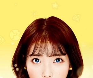 iu, background, and drama image