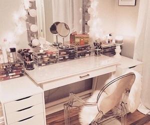 makeup, light, and mirror image