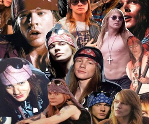axl rose, tumblr, and wallpapers image