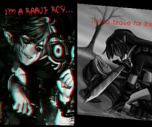 funny, ben drowned, and joke image