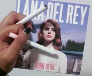 aesthetic, born to die, and ️lana del rey image