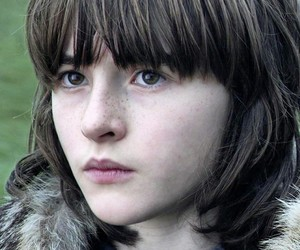 game of thrones and bran stark image