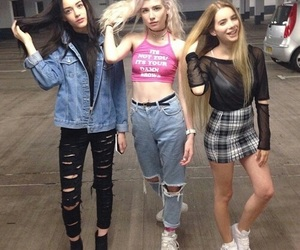 grunge, charlie barker, and friends image