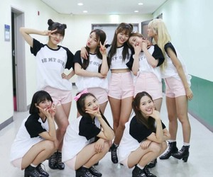girls, k-pop, and oh my girl image
