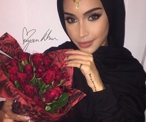 muslim, style, and modest fashion image