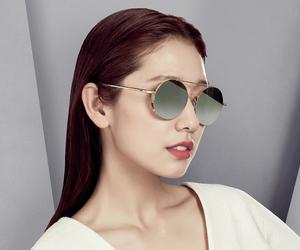 asian fashion, korean fashion, and korean model image