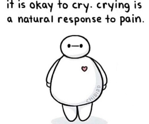 baymax, quotes, and pain image