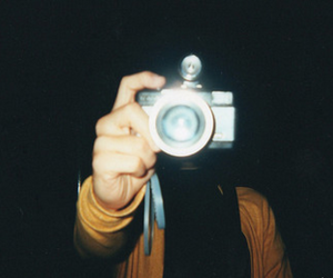 hipster, camera, and indie image
