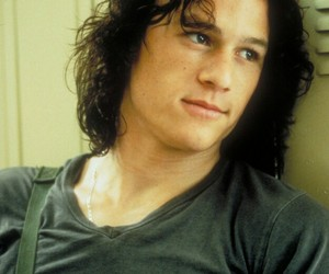 heath ledger and 10 things i hate about you image