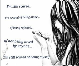alone, am, and anyone image
