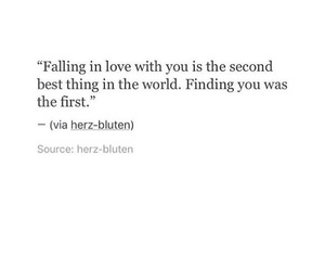 boyfriend, falling in love, and girlfriend image