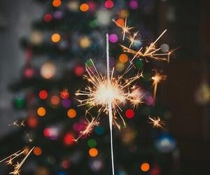 christmas, holiday, and light image