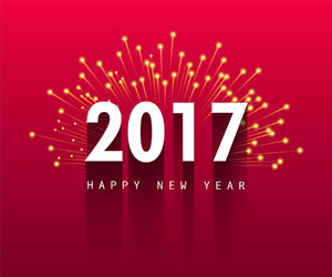 happy new year, new year 2017, and new year image