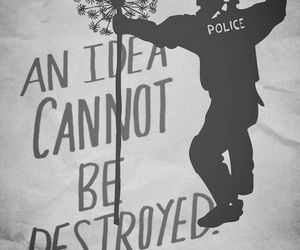 BANKSY, quotes, and streetart image