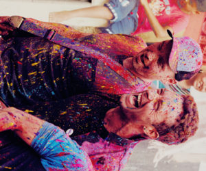 coldplay and colors image