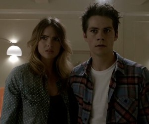 stalia, teen wolf, and shelley hennig image