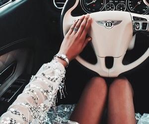 car, fashion, and girl image
