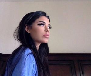 girl, icon, and makeup image