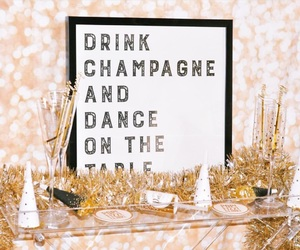 bubbly, dance, and decor image