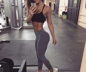 diet, fit, and inspiration image