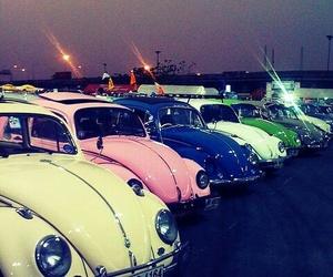 car, vintage, and background image