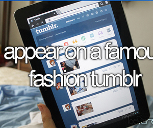 -tumblr and -things i want to do image