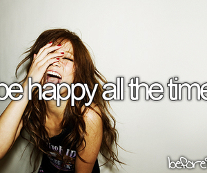 happy, quote, and before i die image
