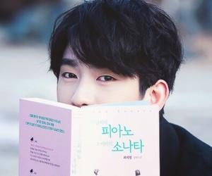 jinyoung, got7, and JR image