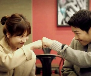 song hye kyo and song joong ki image
